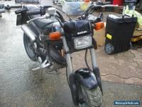 Suzuki TR50 Street Magic