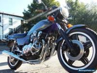 1983 Honda CB750-F Classic Motorcycle