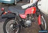 Honda xl 250 k3 for Sale