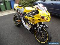 . 2006 YAMAHA YZF R1 05 YELLOW