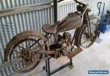 1930 Harley Davidson Model B Pup rare project for Sale
