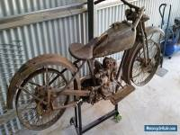1930 Harley Davidson Model B Pup rare project