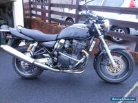 2001 SUZUKI GSX750 Y BLACK