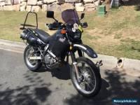 SUZUKI DR650 MOTORBIKE (2010)