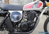 1975 Yamaha XT500c for Sale