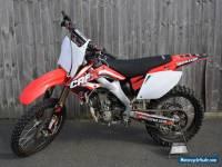 Honda CRF250R6 Red&White Motorcross Bike