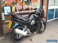 1999 SUZUKI GSF1200 S Bandit BLACK
