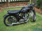 1938 gold star 500cc BSA motor cycle for Sale