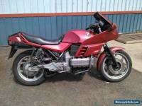 BMW K100 RS 9/1991 94000 KLMS RESTORE OR SUIT CAFE RACER CONVERSION LOW RESERVE