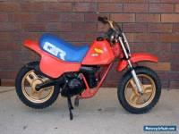 Honda QR50 1983