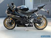 YAMAHA R6 YZF 2010 only 4100 miles
