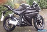 Yamaha YZF R125 ABS Perfect Condition, Hpi Clear, FSH, 1200 miles for Sale