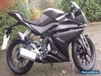 Yamaha YZF R125 ABS Perfect Condition, Hpi Clear, FSH, 1200 miles