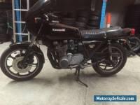 Kawasaki Z1R MK2 MKII 1980