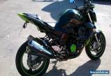 2007 KAWASAKI ZR 1000 B7F GREEN for Sale