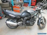 Suzuki GS 500 streetfighter
