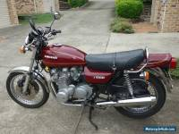 Kawasaki Z1000 A