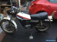 Yamaha DT100 Enduro  1N1  1983