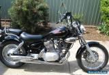 2011  Yamaha XV250 for Sale