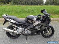 CBR 600 F3 1998 29597 Miles Black