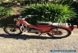 Postie Bike Honda CT 110 1981model for Sale