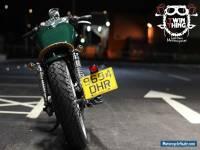 Custom Bobber / Cafe Racer 125cc suzuki gz