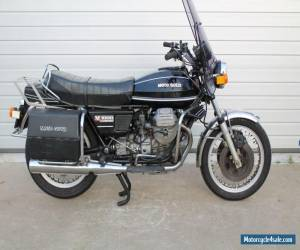 MOTO GUZZI V1000 CONVERT for Sale