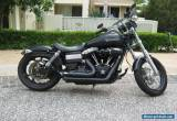 HARLEY DAVIDSON DYNA STREETBOB 2011 7,500KMS for Sale