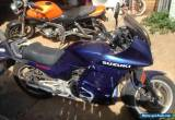 Suzuki GSX550 for Sale