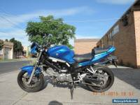 SUZUKI SV650 N 2006 MODEL GREAT V-TWIN NAKED SPORTS CHEAP