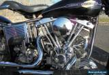 1972 Harley-Davidson Touring for Sale