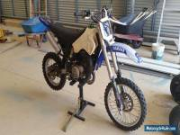 Yamaha YZ 80