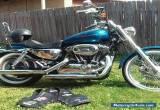 Harley davidson 1200 sportster custom for Sale