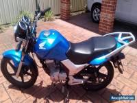 Honda CB125E Motor Bike