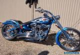 HARLEY DAVIDSON CUSTOM SHOW BIKE for Sale