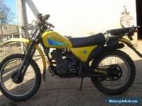 Suzuki DF 125 Ag bike