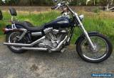 HARLEY 2009 DYNA CUSTOM. EXCEL CONDITION. MANY EXTRAS! LONG REG! for Sale