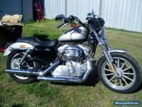 Harley Davidson 883 Sportster Low