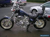 Yamaha XV750 Virago Classic V-twin Cruiser
