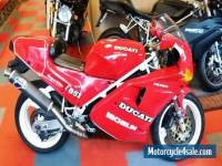Ducati 888 SP2 freshly rebuild engine