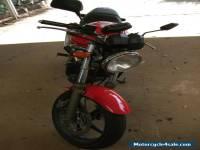 Honda VTR250 Motorcycle