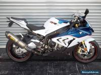 2015 BMW S1000RR Akrapovich pipe  BMW HP rearsets & Levers Only 1249km sept rego