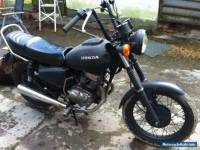 honda cm200tb,(194) air cooled 4 stroke, very nice bike smooth good condition