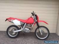 HONDA xr250 1999 (280cc)