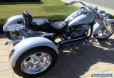 MOTO GUZZI 1100 EFI CUSTOM HARDTAIL TRIKE PROJECT - ONE-OF-A-KIND may swap trade for Sale