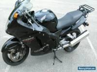 Honda cbr1100xx blackbird carb model