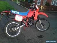 HONDA MTX125R CLASSIC