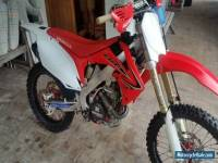 Honda CRF 250R 2012 with $10,000 on upgrades - better than new