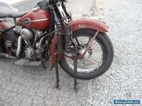 1938 Harley-Davidson Other