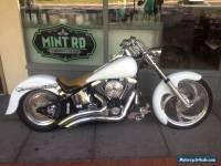 Harley Davidson Heritage Softail Custom 1998 95th Aniversary